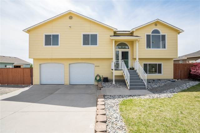 2310 Canyon Hills Drive, East Wenatchee, WA 98802 (#1765816) :: Front Street Realty