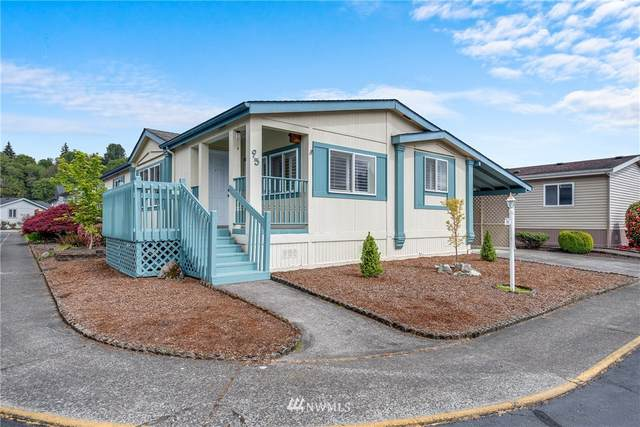 369 Gun Club Road #95, Woodland, WA 98674 (#1765832) :: Engel & Völkers Federal Way