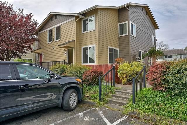 2902 13th Street 3-B, Everett, WA 98201 (#1765840) :: Provost Team | Coldwell Banker Walla Walla