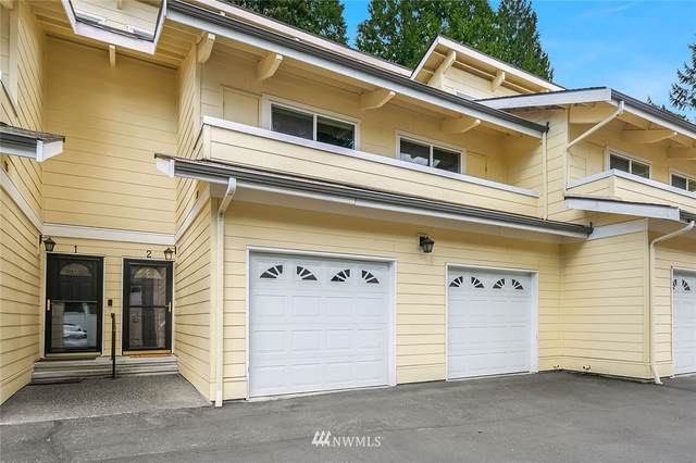 14702 NE 51st Street A2, Bellevue, WA 98007 (#1765967) :: Ben Kinney Real Estate Team