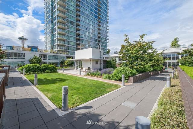 583 Battery Street 708N, Seattle, WA 98121 (#1766012) :: Better Properties Lacey