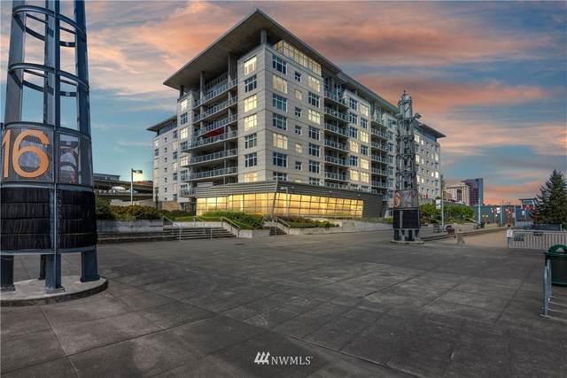 1515 Dock St #820, Tacoma, WA 98402 (#1766017) :: Northwest Home Team Realty, LLC