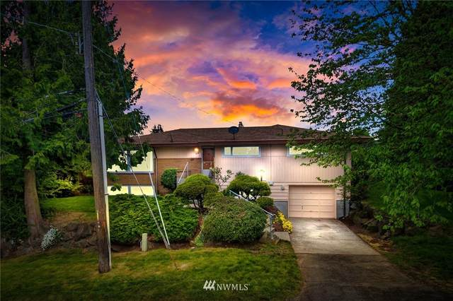 354 NE 161st Street, Shoreline, WA 98155 (#1766026) :: Keller Williams Western Realty