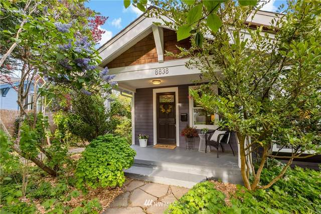 8838 30th Avenue SW, Seattle, WA 98126 (#1766035) :: Provost Team | Coldwell Banker Walla Walla