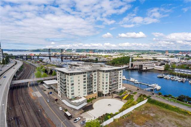 1515 Dock Street #616, Tacoma, WA 98402 (#1766036) :: Simmi Real Estate