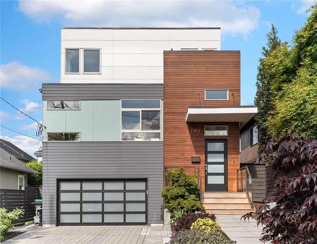 7353 18th Avenue NW, Seattle, WA 98117 (#1766252) :: Keller Williams Western Realty
