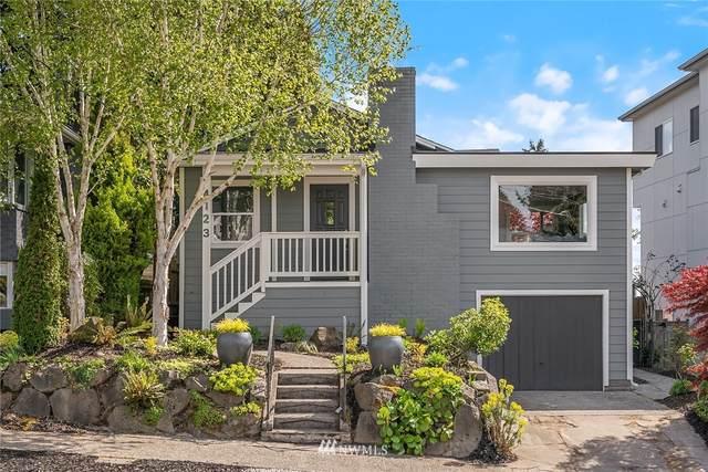 4123 SW Rose Street, Seattle, WA 98136 (#1766271) :: Ben Kinney Real Estate Team