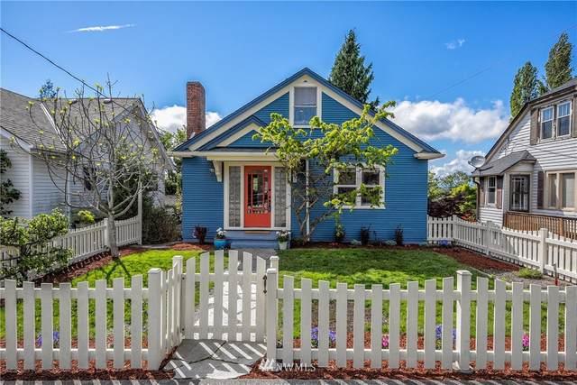 5519 20th Avenue S, Seattle, WA 98108 (#1766359) :: Ben Kinney Real Estate Team