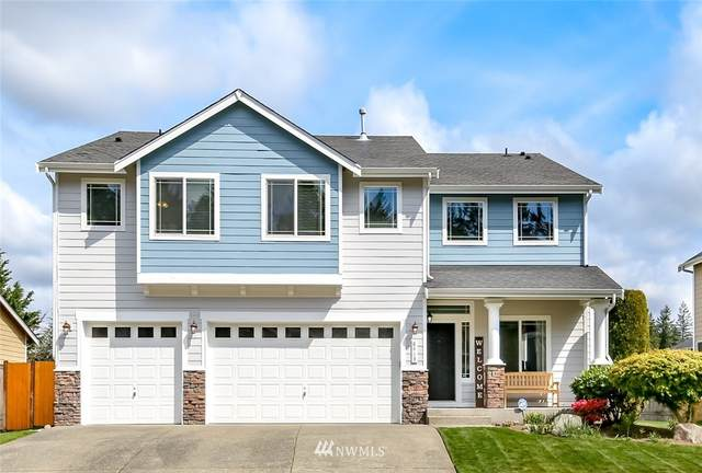 8413 230th Street Ct E, Graham, WA 98338 (#1766361) :: Keller Williams Realty
