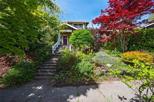 2105 31st Avenue S, Seattle, WA 98144 (#1766366) :: Icon Real Estate Group