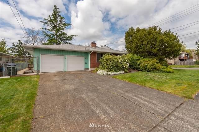 7602 S Wilkeson Street, Tacoma, WA 98408 (#1766409) :: Provost Team | Coldwell Banker Walla Walla