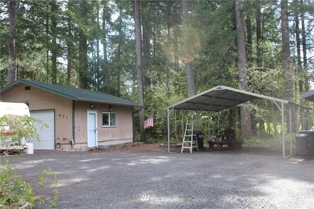 471 N Duckabush Drive E, Hoodsport, WA 98548 (#1766512) :: NextHome South Sound