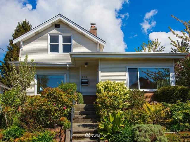 858 NW 65th Street, Seattle, WA 98117 (#1766550) :: Ben Kinney Real Estate Team