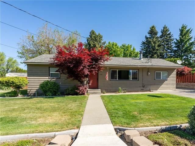 1437 SE Tedford Street, East Wenatchee, WA 98802 (#1766560) :: Northwest Home Team Realty, LLC