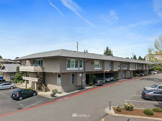 812 100th Avenue NE #2, Bellevue, WA 98004 (#1766617) :: Alchemy Real Estate