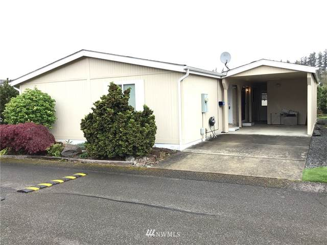 1911 140th Street E #191, Tacoma, WA 98445 (#1766675) :: Ben Kinney Real Estate Team
