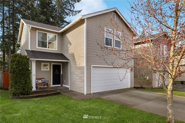 5110 203rd Street Ct E, Spanaway, WA 98387 (#1766802) :: M4 Real Estate Group