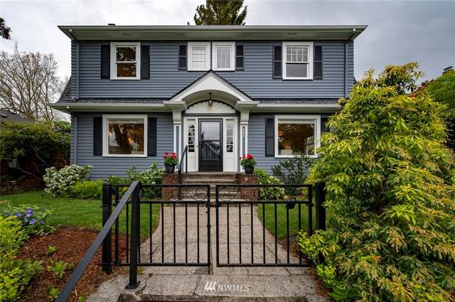 802 W Garfield Street, Seattle, WA 98119 (#1766849) :: Alchemy Real Estate