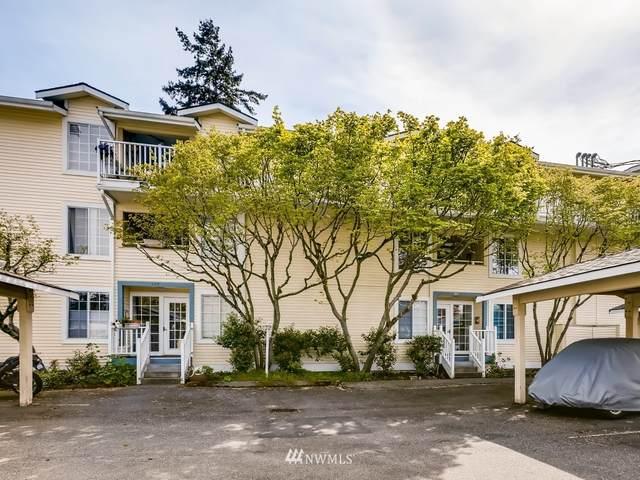127 SW 154th Street #206, Burien, WA 98166 (#1766931) :: Ben Kinney Real Estate Team