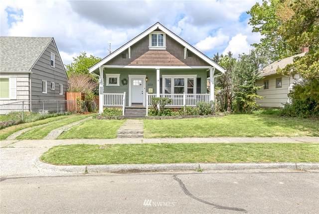 1023 S 61st Street, Tacoma, WA 98408 (#1767019) :: Ben Kinney Real Estate Team