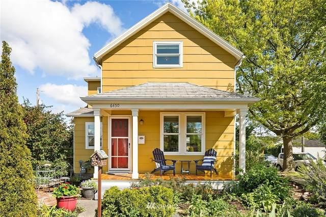 6450 Carleton Avenue S, Seattle, WA 98108 (#1767028) :: Ben Kinney Real Estate Team
