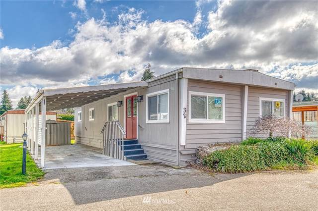 18501 52nd Avenue W #32, Lynnwood, WA 98037 (#1767086) :: Ben Kinney Real Estate Team