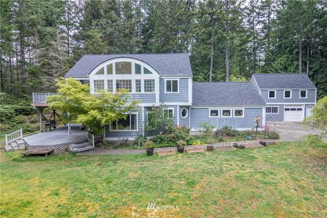 12800 Johnny Hoss Road NW, Bremerton, WA 98312 (#1767127) :: Mike & Sandi Nelson Real Estate