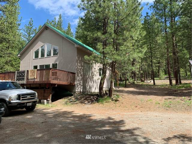 5 Mustard Mt., Winthrop, WA 98862 (#1767207) :: Tribeca NW Real Estate