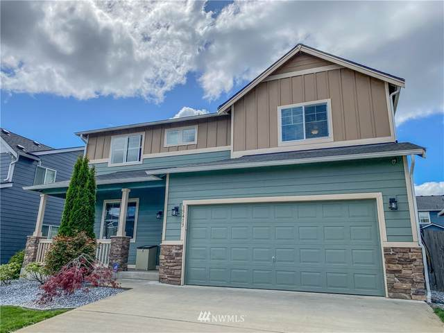 15413 Kayla Street SE, Yelm, WA 98597 (#1767283) :: Mike & Sandi Nelson Real Estate