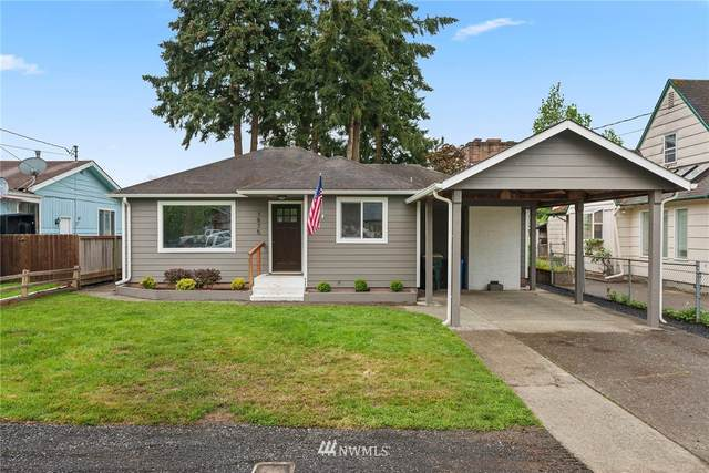1875 SW Snively Avenue, Chehalis, WA 98532 (#1767290) :: Front Street Realty