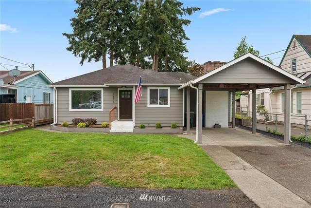 1875 SW Snively Avenue, Chehalis, WA 98532 (#1767290) :: Icon Real Estate Group