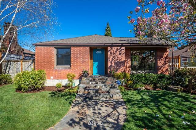 4112 55th Avenue SW, Seattle, WA 98116 (#1767298) :: Ben Kinney Real Estate Team