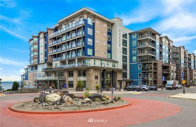 4961 Main Street #317, Tacoma, WA 98407 (#1767317) :: Ben Kinney Real Estate Team