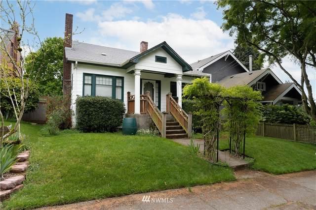 5214 35th Avenue NE, Seattle, WA 98105 (#1767338) :: Icon Real Estate Group