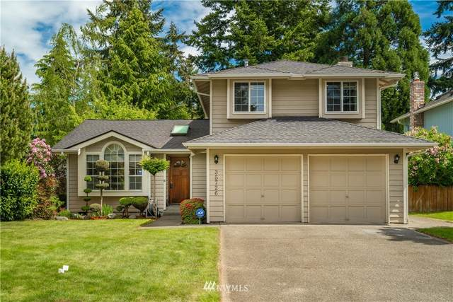35726 23rd Place S, Federal Way, WA 98003 (#1767378) :: Priority One Realty Inc.