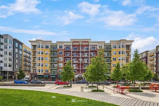 16141 Cleveland Street #402, Redmond, WA 98052 (#1767389) :: Tribeca NW Real Estate