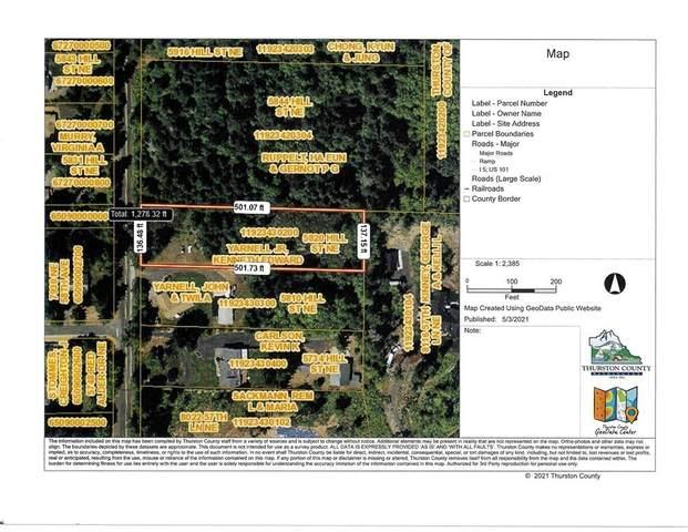 5820 Hill Street NE, Olympia, WA 98516 (#1767413) :: Keller Williams Realty