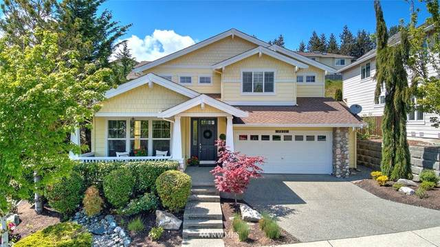 7611 Huckleberry Way SE, Snoqualmie, WA 98065 (#1767424) :: Alchemy Real Estate