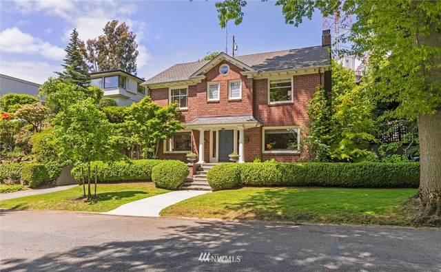 1249 Bigelow Avenue N, Seattle, WA 98109 (#1767431) :: Ben Kinney Real Estate Team