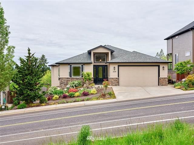 1024 N Heron Drive, Ridgefield, WA 98642 (#1767460) :: Northwest Home Team Realty, LLC