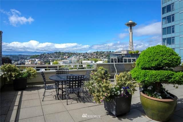 2600 2nd Avenue #1506, Seattle, WA 98121 (#1767462) :: Northwest Home Team Realty, LLC