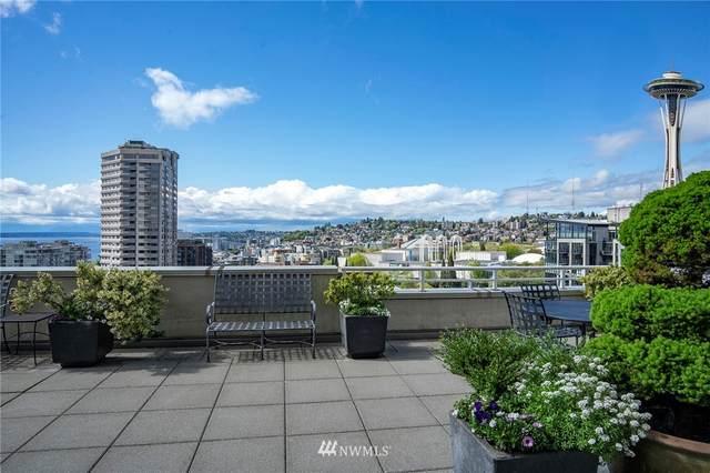 2600 2nd Avenue #1507, Seattle, WA 98121 (#1767465) :: Northwest Home Team Realty, LLC
