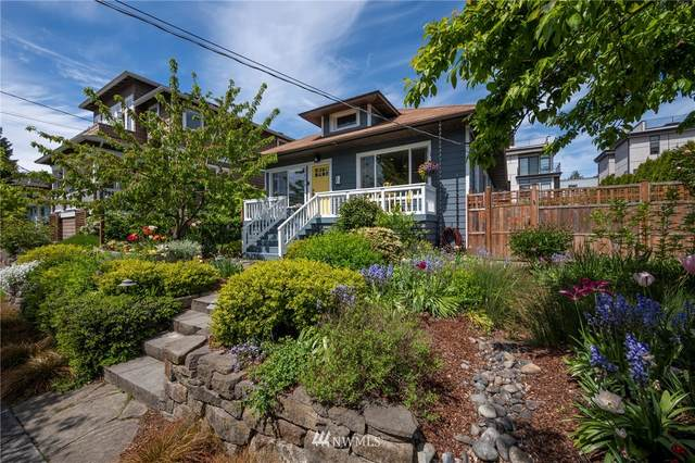 2606 NW 64th Street, Seattle, WA 98107 (#1767514) :: The Snow Group