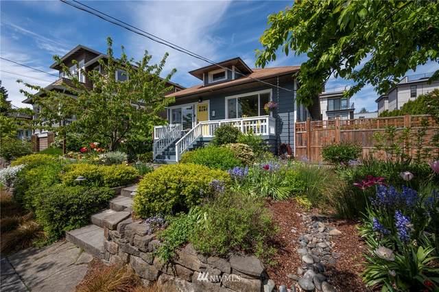 2606 NW 64th Street, Seattle, WA 98107 (#1767514) :: Engel & Völkers Federal Way