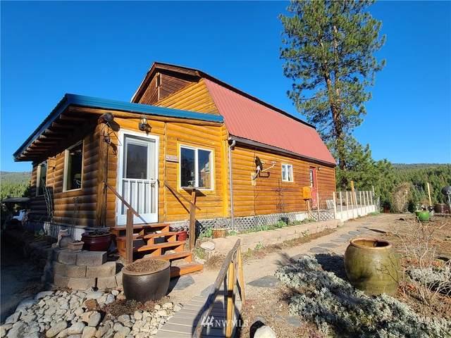 29 Little Place, Tonasket, WA 98855 (#1767531) :: Alchemy Real Estate