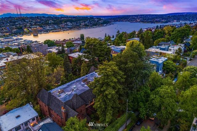 710 Belmont Place E #303, Seattle, WA 98102 (#1767557) :: Simmi Real Estate
