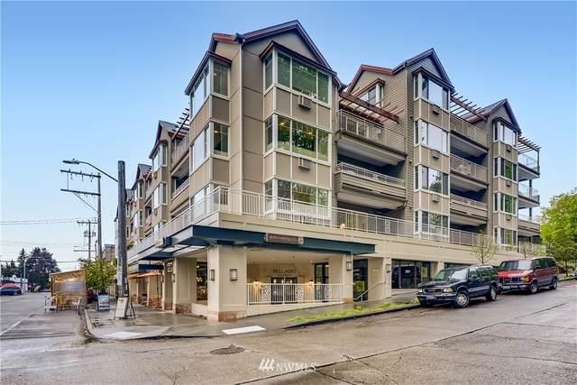 2425 33rd Avenue W #307, Seattle, WA 98199 (#1767579) :: Ben Kinney Real Estate Team
