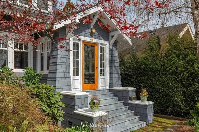 102 NE 43rd Street, Seattle, WA 98105 (#1767615) :: Keller Williams Realty