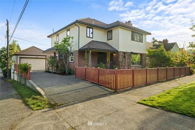4408 Hill Street, Seattle, WA 98116 (MLS #1767629) :: Community Real Estate Group