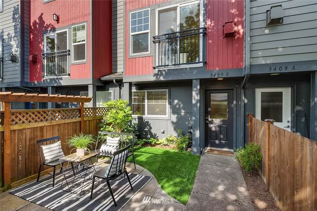 3409 California Avenue SW B, Seattle, WA 98116 (#1767664) :: The Kendra Todd Group at Keller Williams